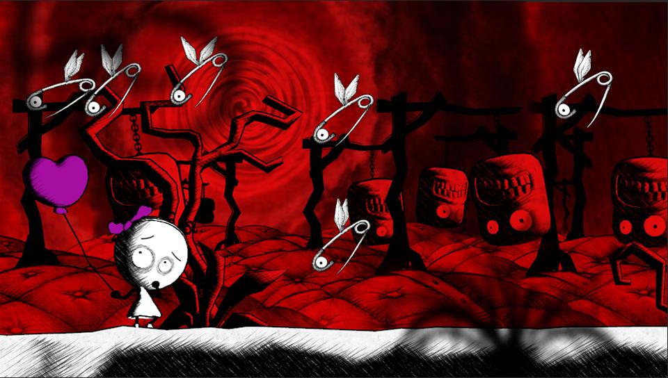 Скриншот Murasaki Baby