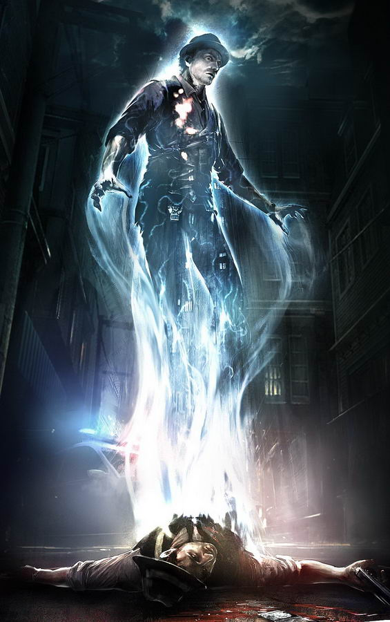 Арт Murdered: Soul Suspect