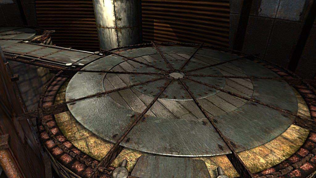 Скриншот Myst III: Exile