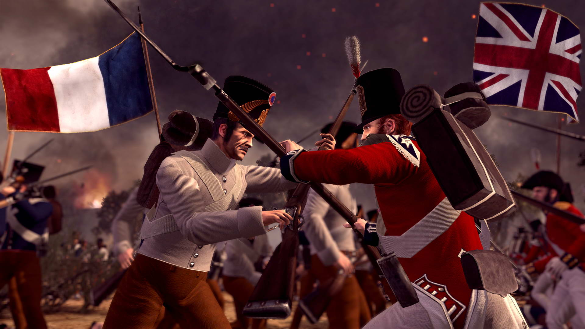 Скриншот Napoleon: Total War - The Peninsular Campaign