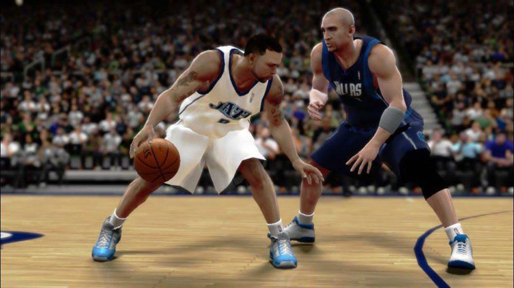 Скриншот NBA 2K10: Draft Combine