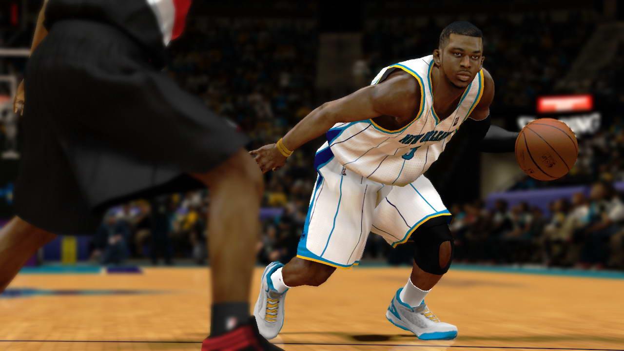 Скриншот NBA 2K12