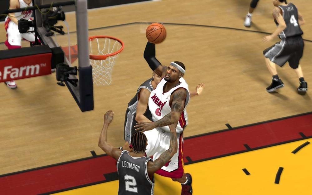 Скриншот NBA 2K13