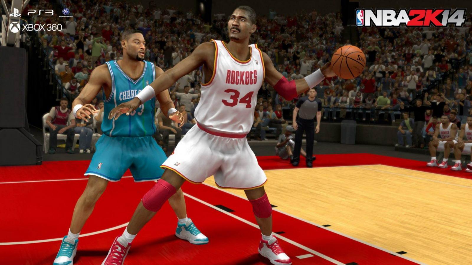 Скриншот NBA 2K14