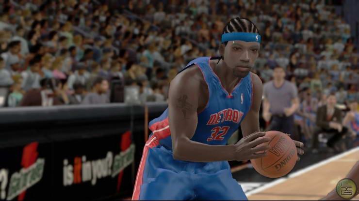 Скриншот NBA 2K6