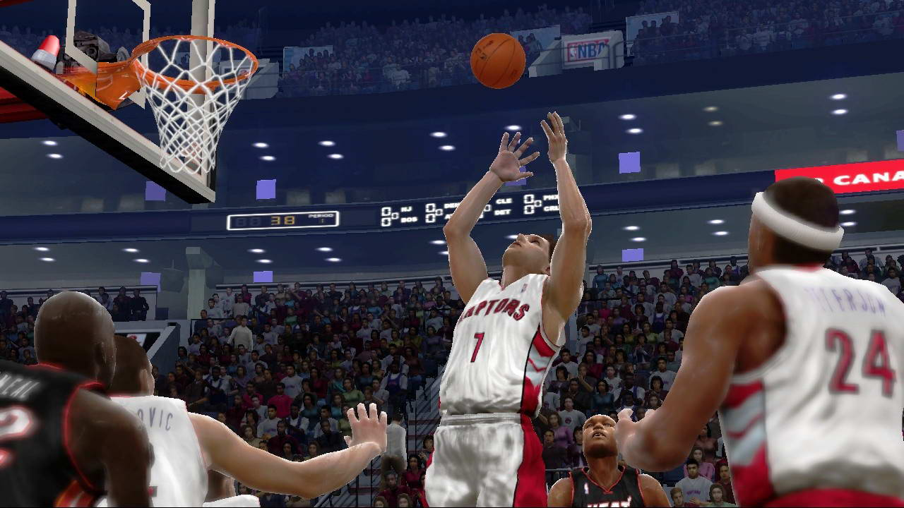 Скриншот NBA 2K7