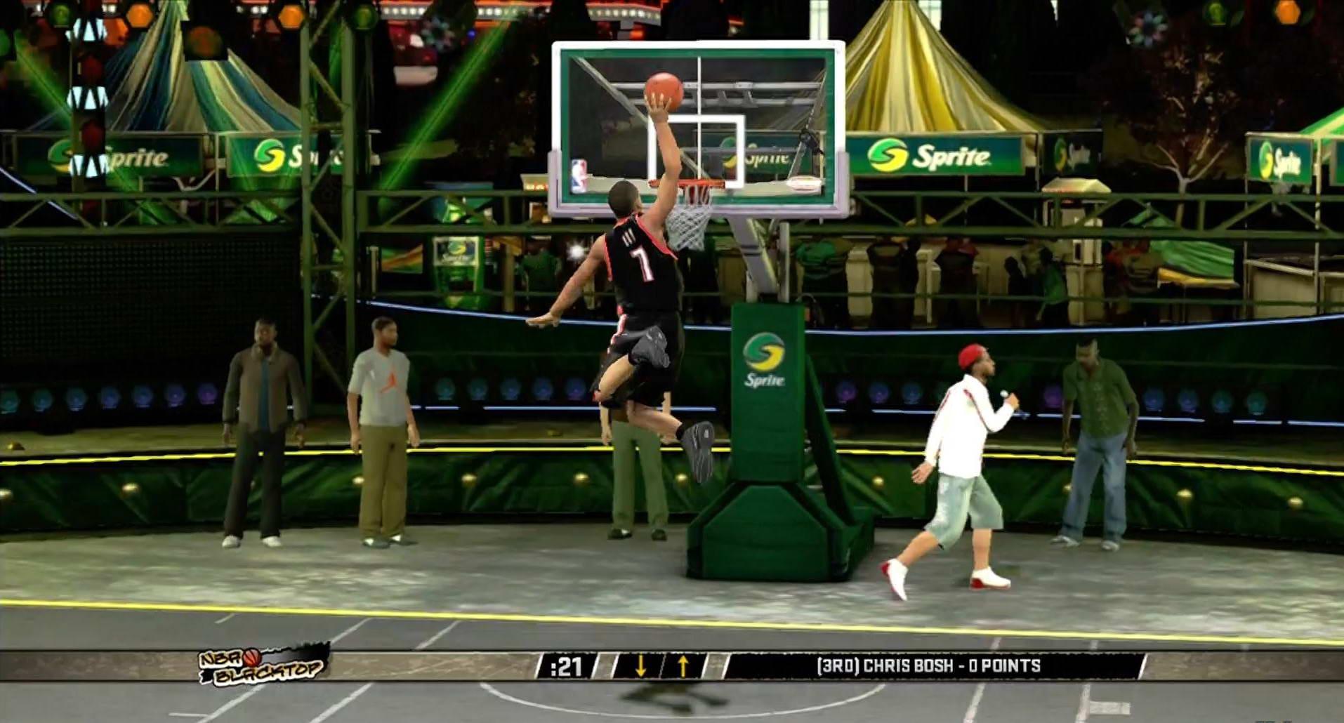 Скриншот NBA 2K8