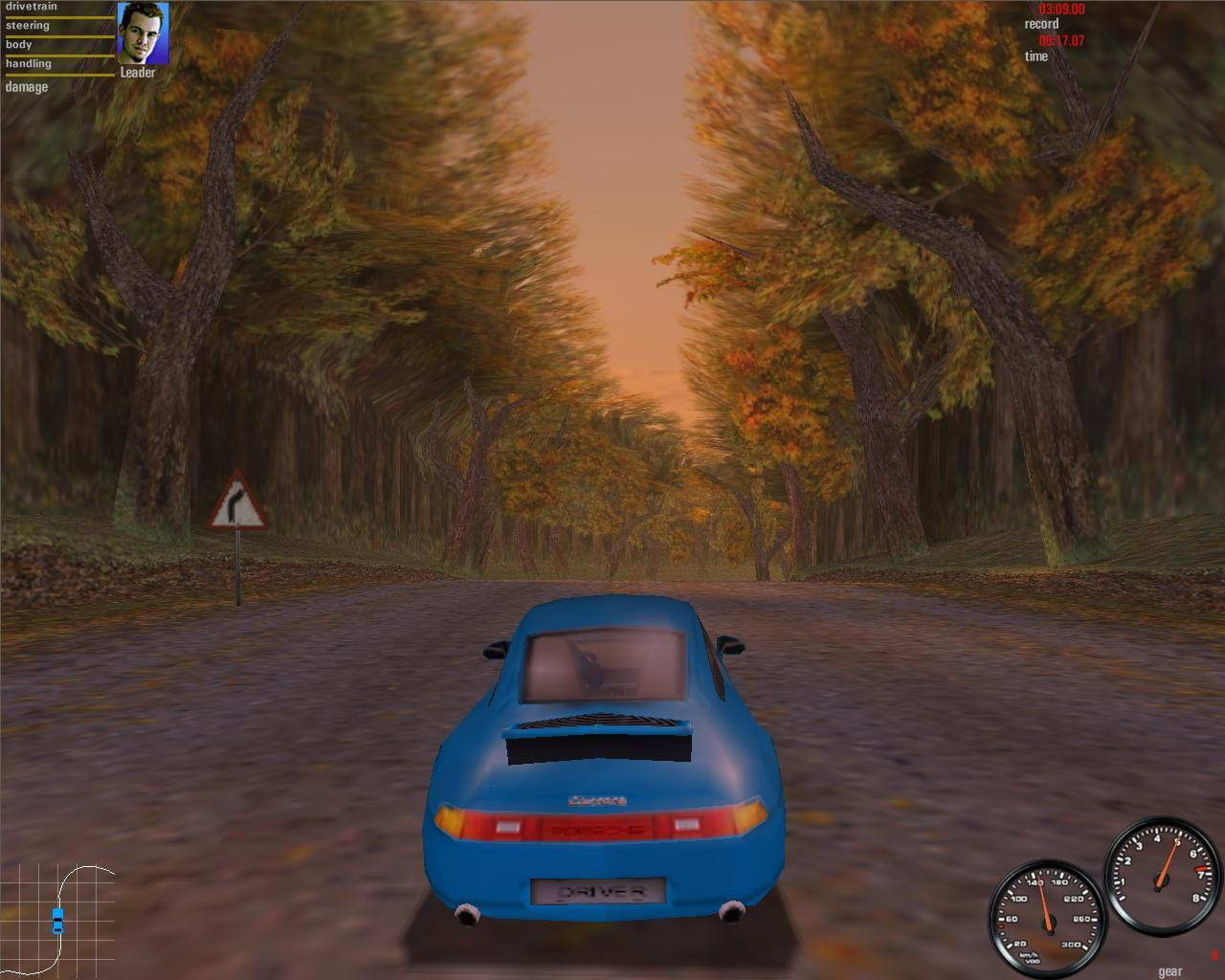 need for speed porsche unleashed видео