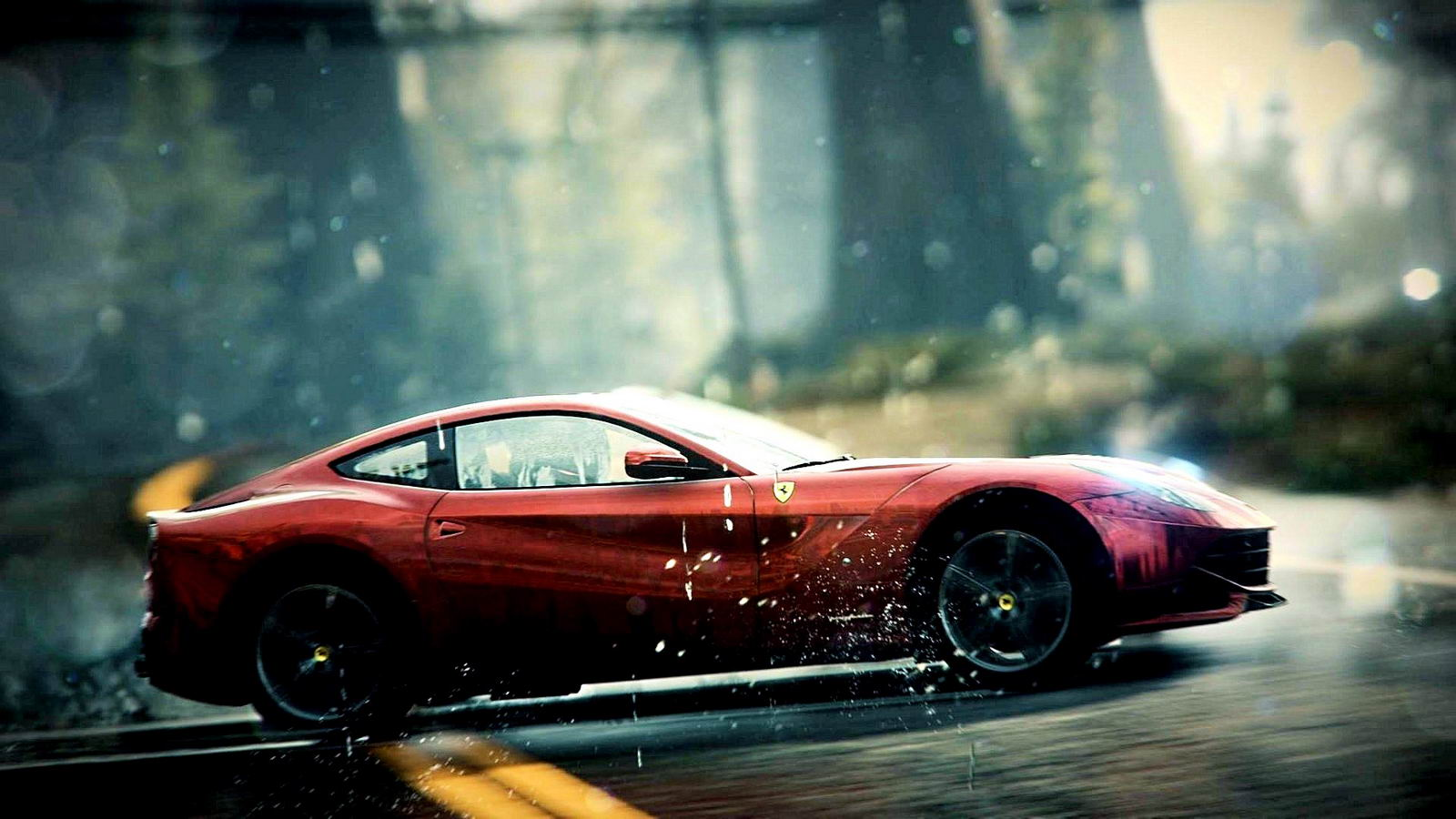 Скриншот Need for Speed: Rivals