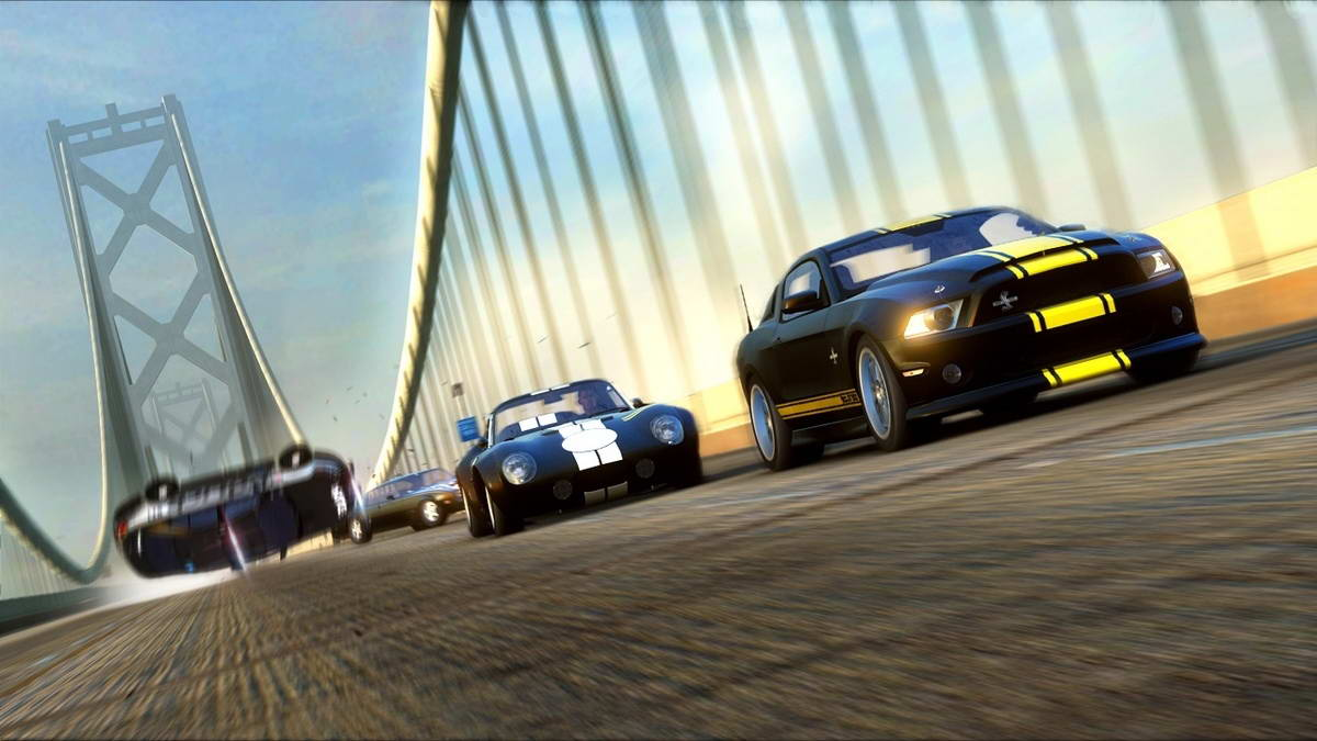 Скриншот Need for Speed: The Run
