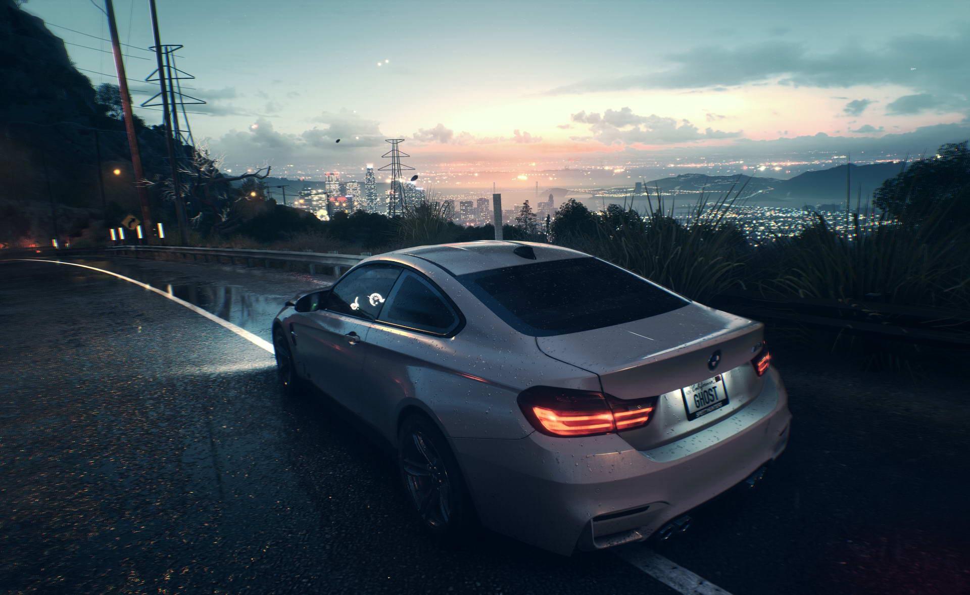 Скриншот Need for Speed