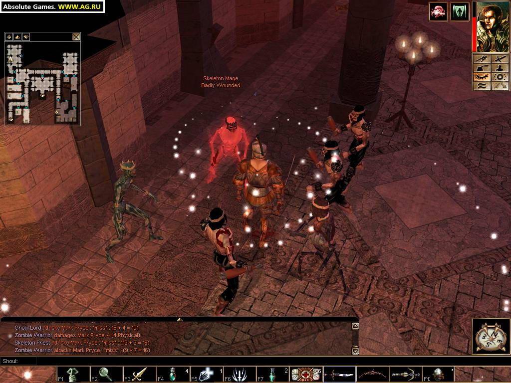 Neverwinter Nights скачать торрент - фото 8