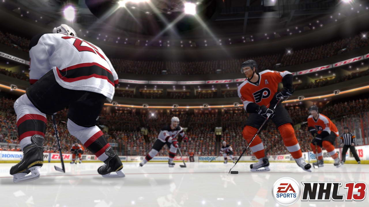 Скриншот NHL 13