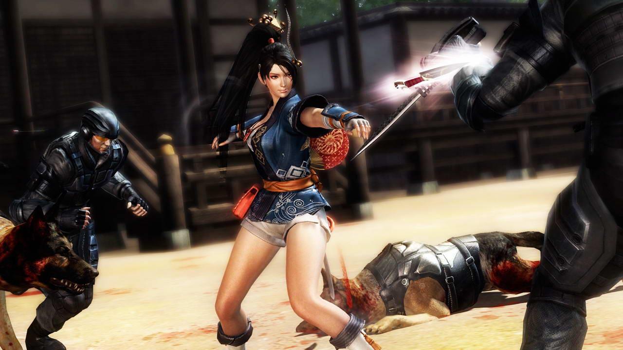 Скриншот Ninja Gaiden 3: Razor's Edge