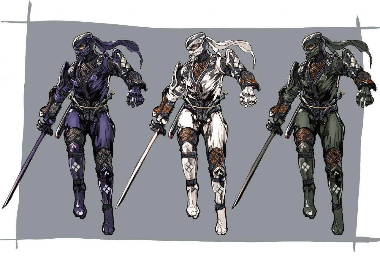 Арт Ninja Gaiden 3