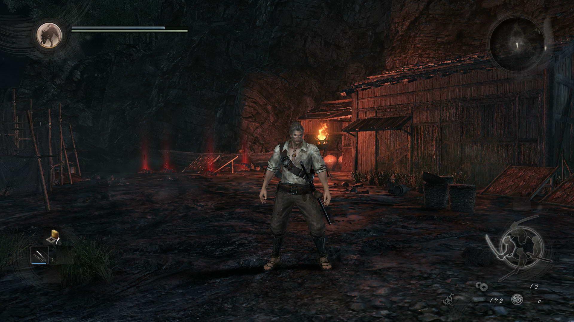 Скриншот Nioh