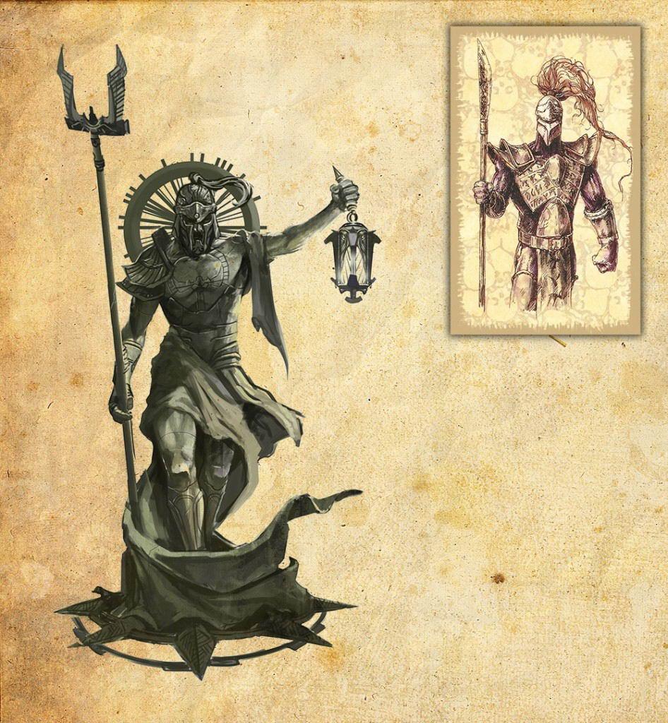 Арт Nosgoth