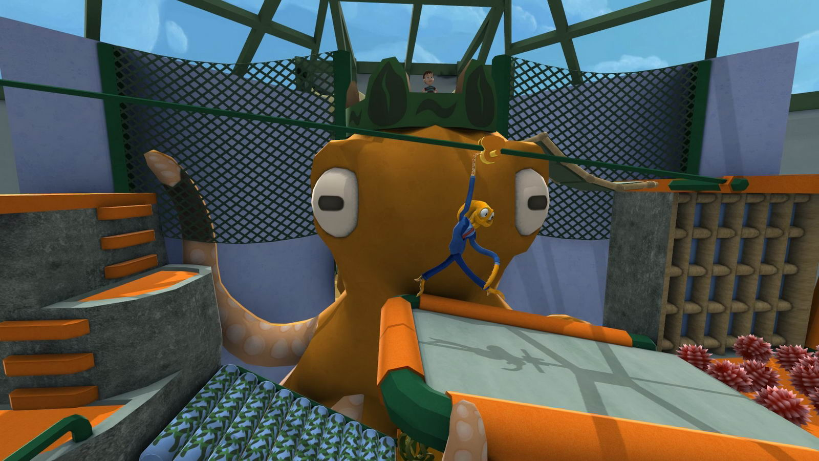 Скриншот Octodad: Dadliest Catch