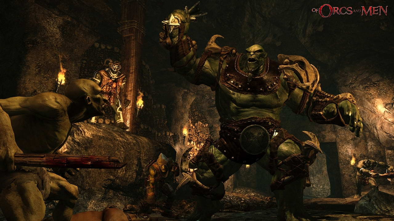 Скриншот Of Orcs and Men