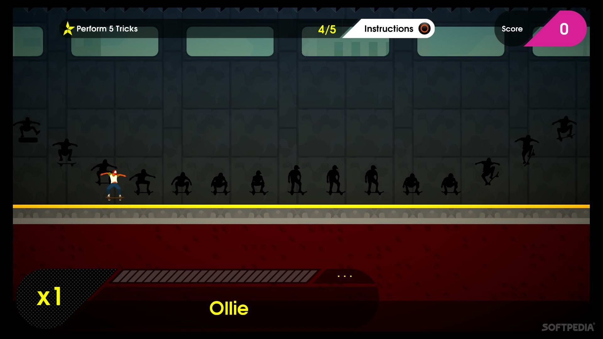 Скриншот OlliOlli2: Welcome to Olliwood
