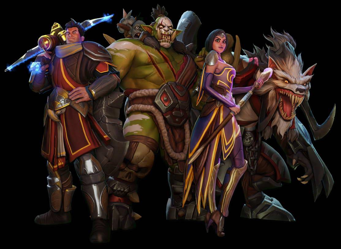 Скриншот Orcs Must Die! 2
