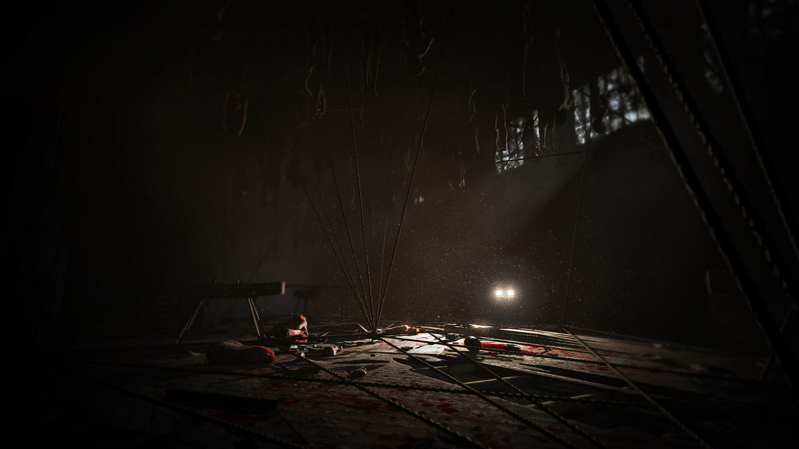 Скриншот Outlast