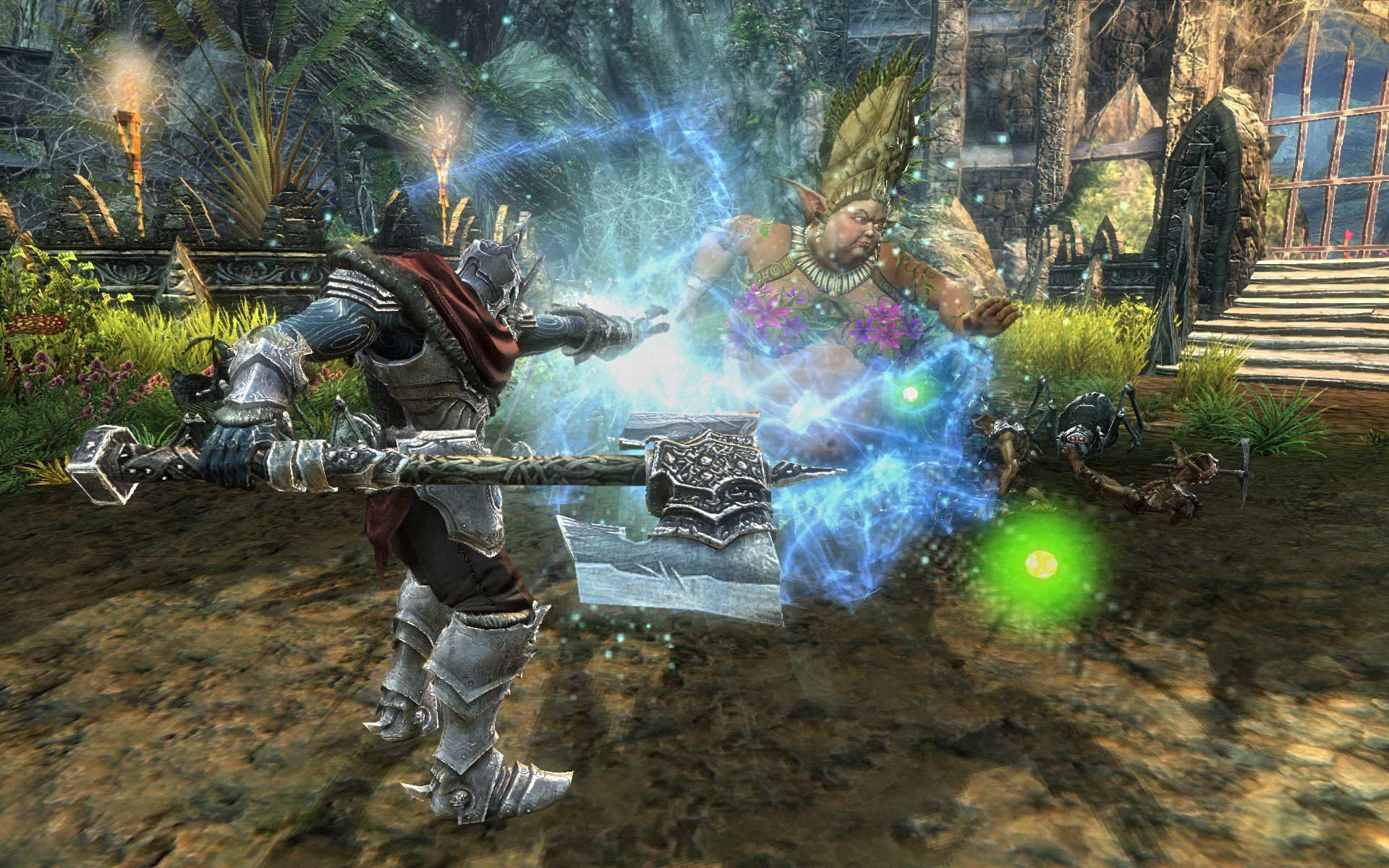 Скриншот Overlord 2