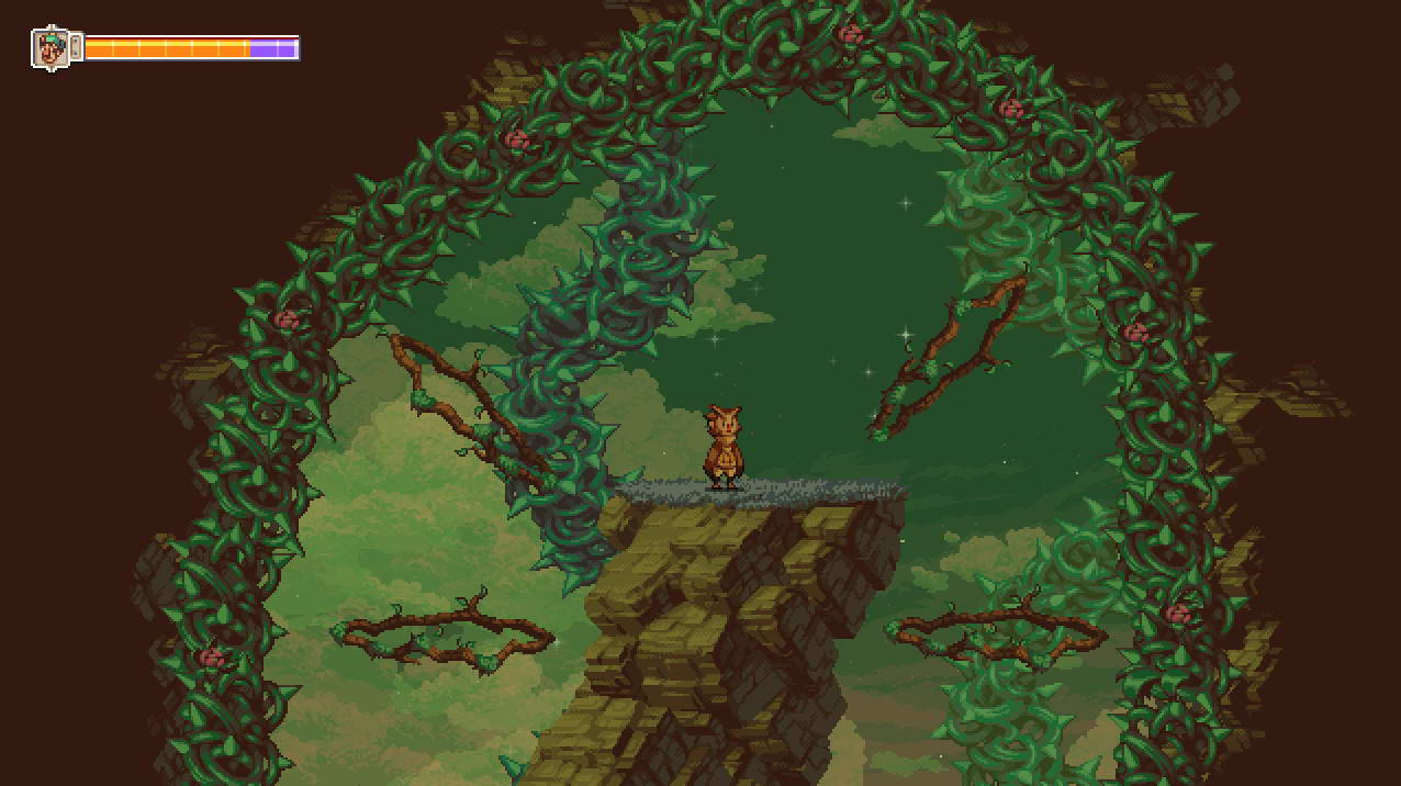 Скриншот Owlboy