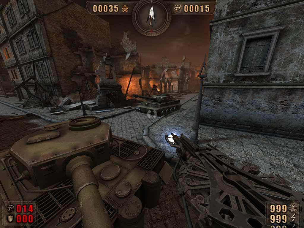 Скриншот Painkiller: Battle Out Of Hell