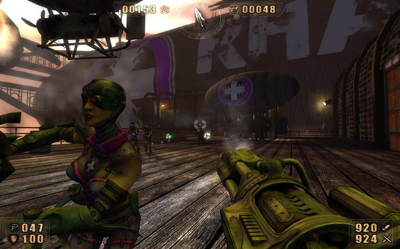 Скриншот Painkiller: Overdose