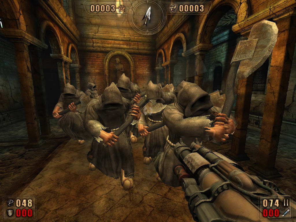 Скриншот Painkiller