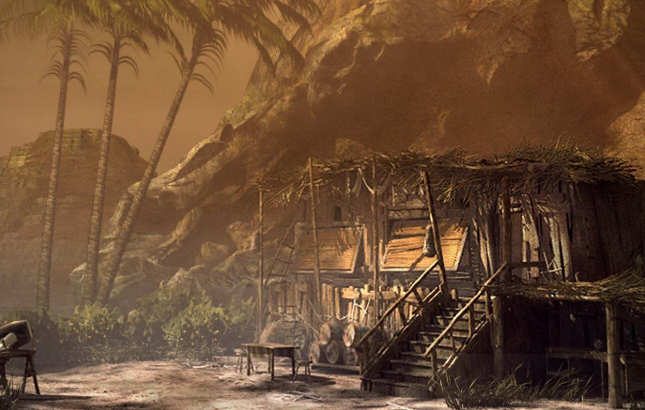 Скриншот Paradise