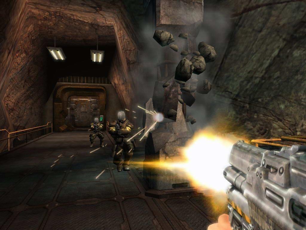 Скриншот Pariah