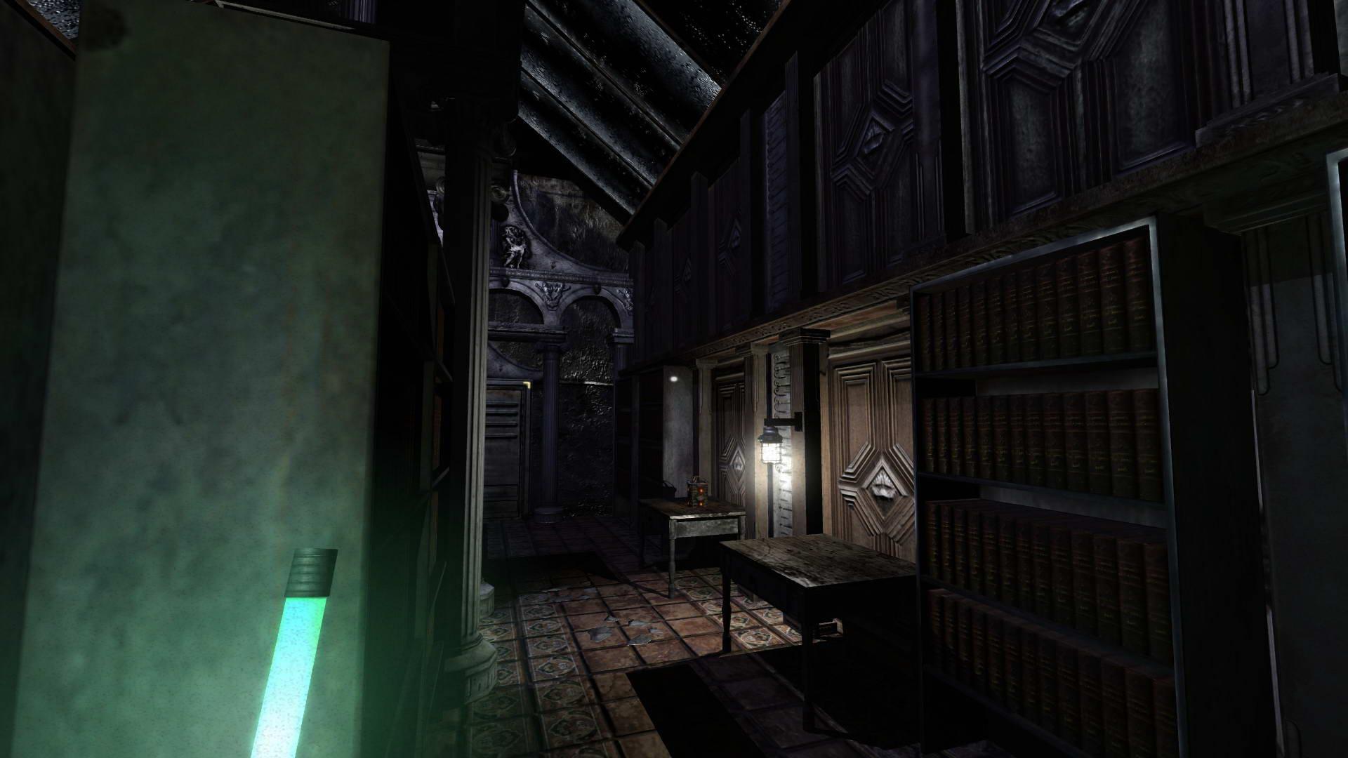 Скриншот Penumbra: Black Plague