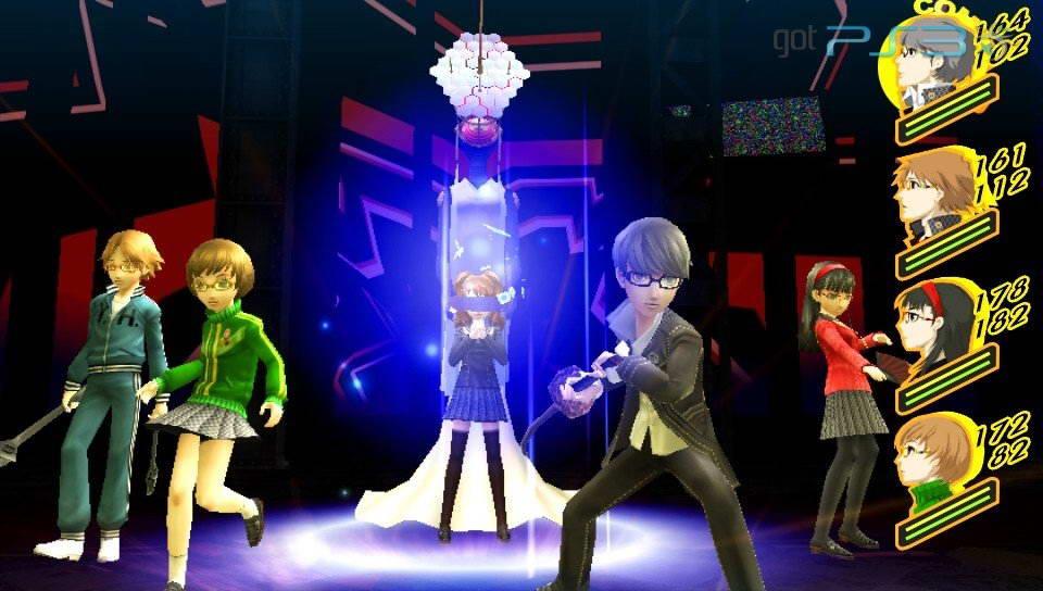 Скриншот Persona 4 Golden