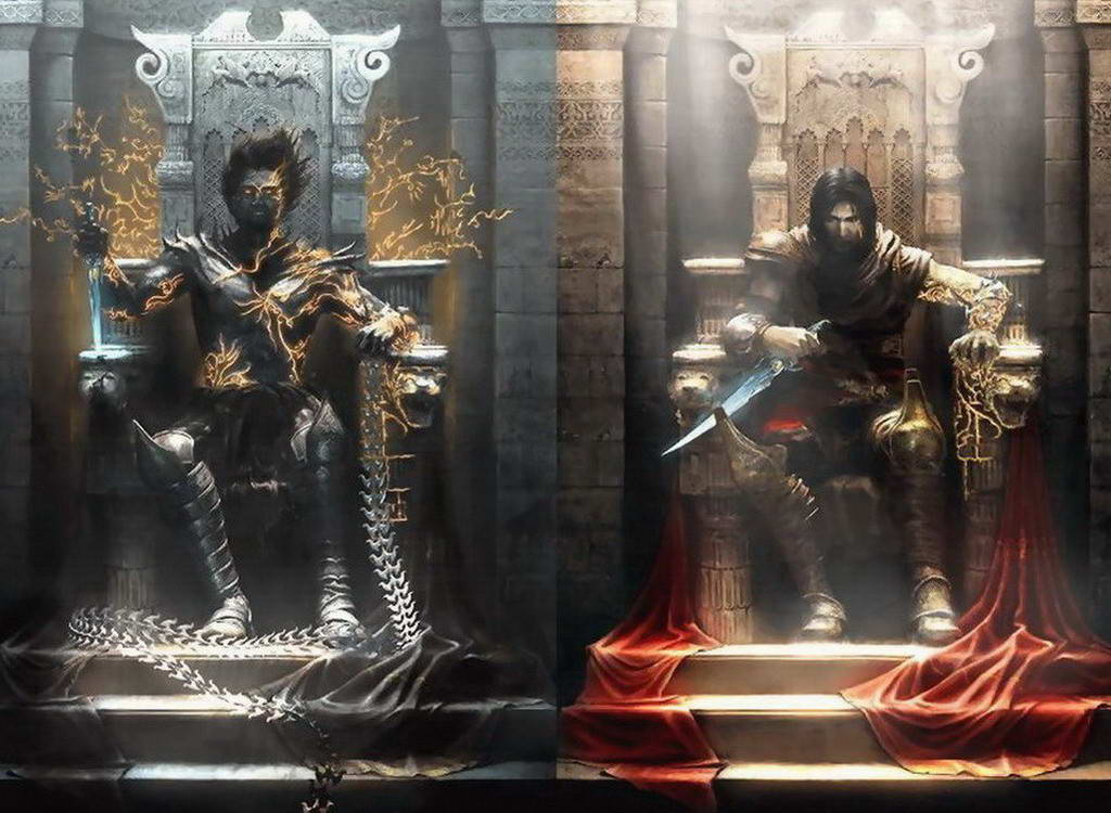 Скриншот Prince of Persia: The Two Thrones