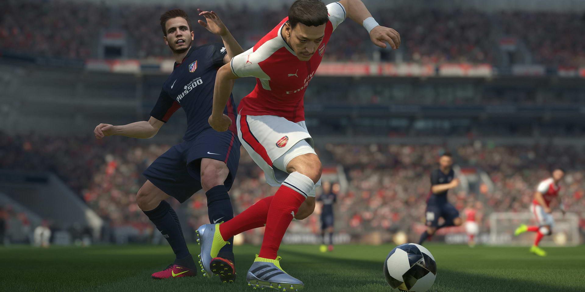Скриншот Pro Evolution Soccer 2017