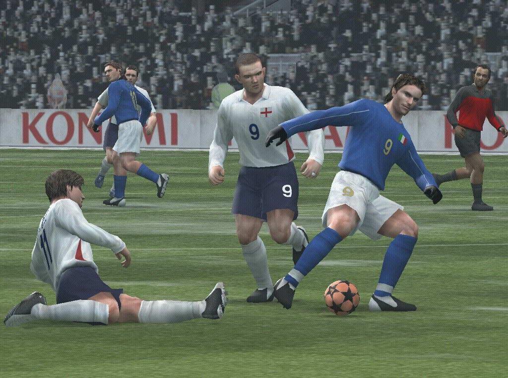 Pro Evolution Soccer 4: дата выхода, системные требования