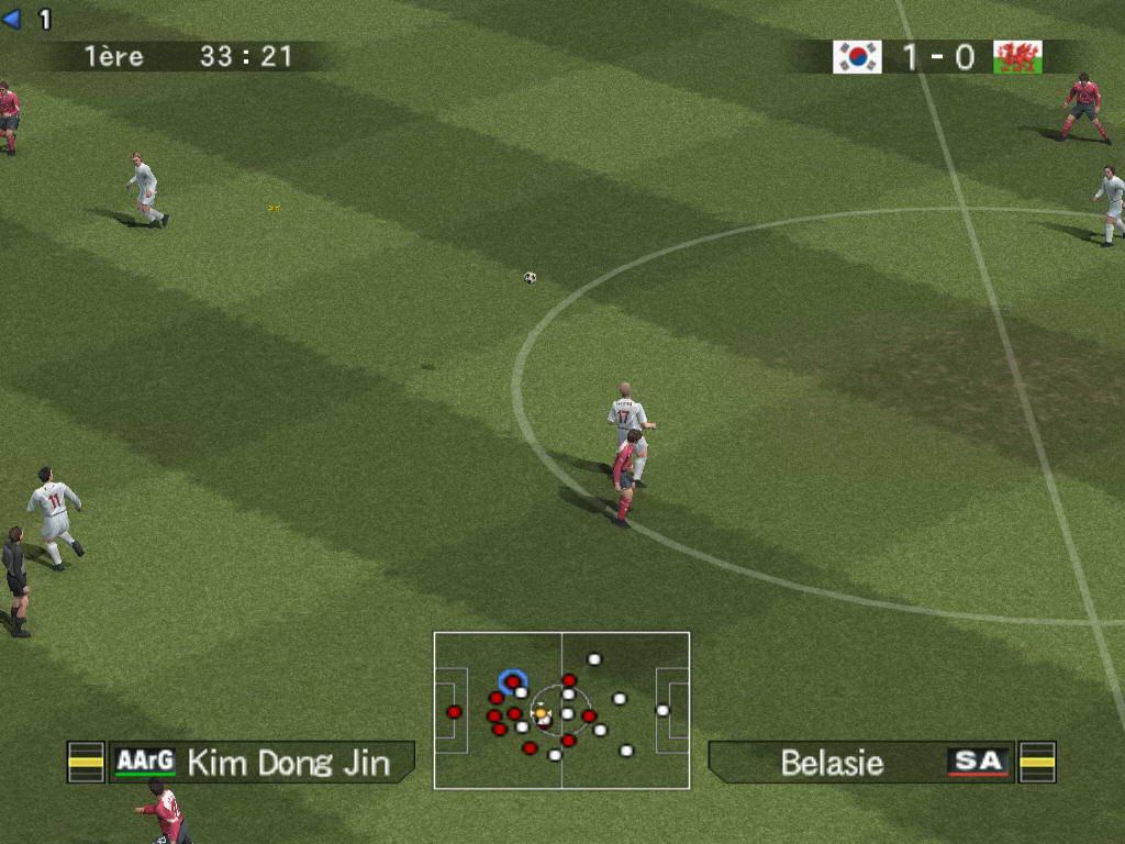Скриншот Pro Evolution Soccer 5