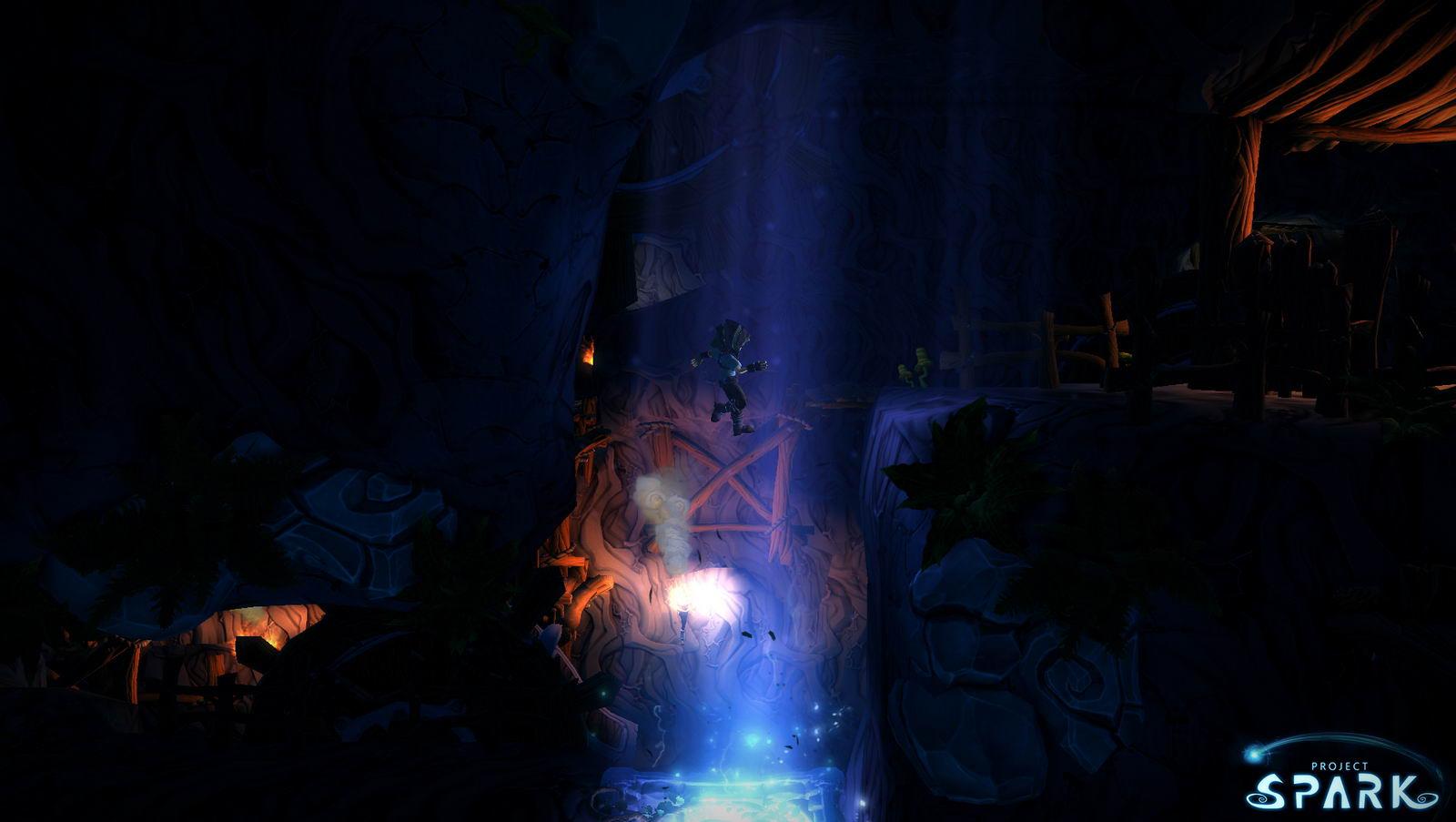 Скриншот Project Spark
