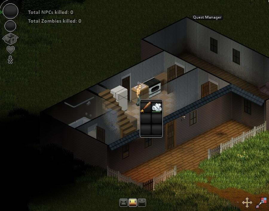 Скриншот Project Zomboid