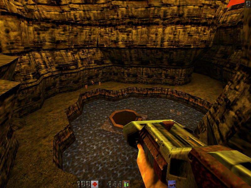 Скриншот Quake II: The Reckoning