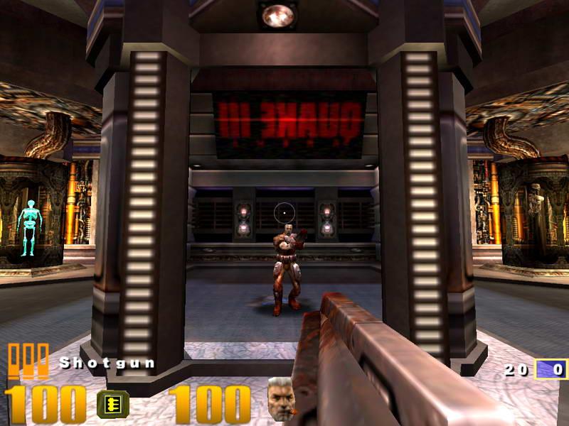 Quake 3 Arena Русификатор