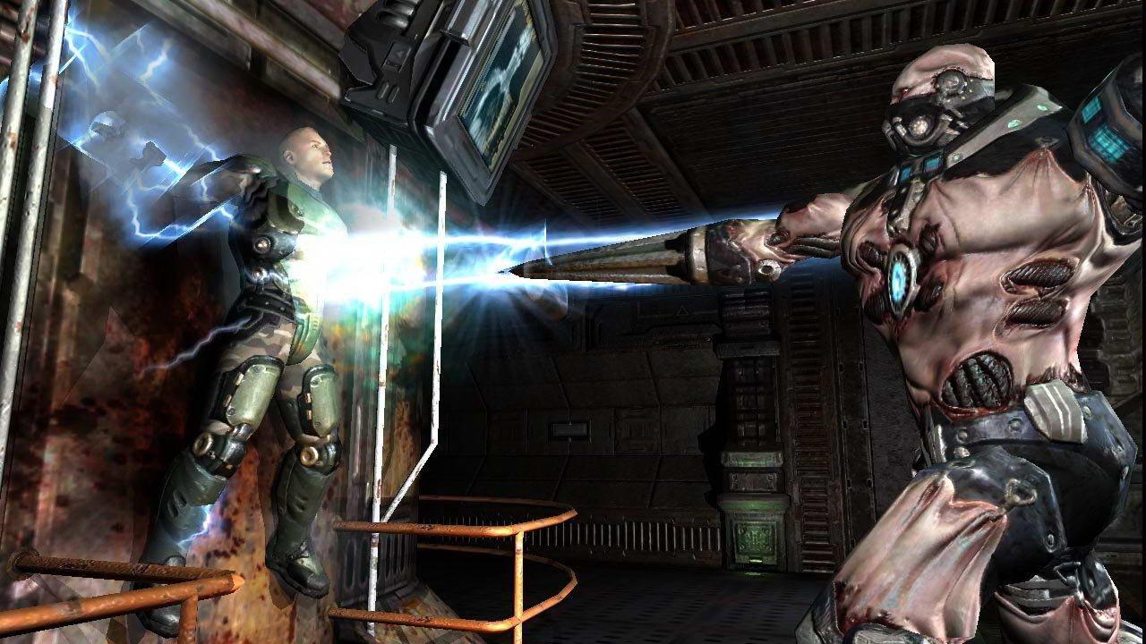Скриншот Quake IV
