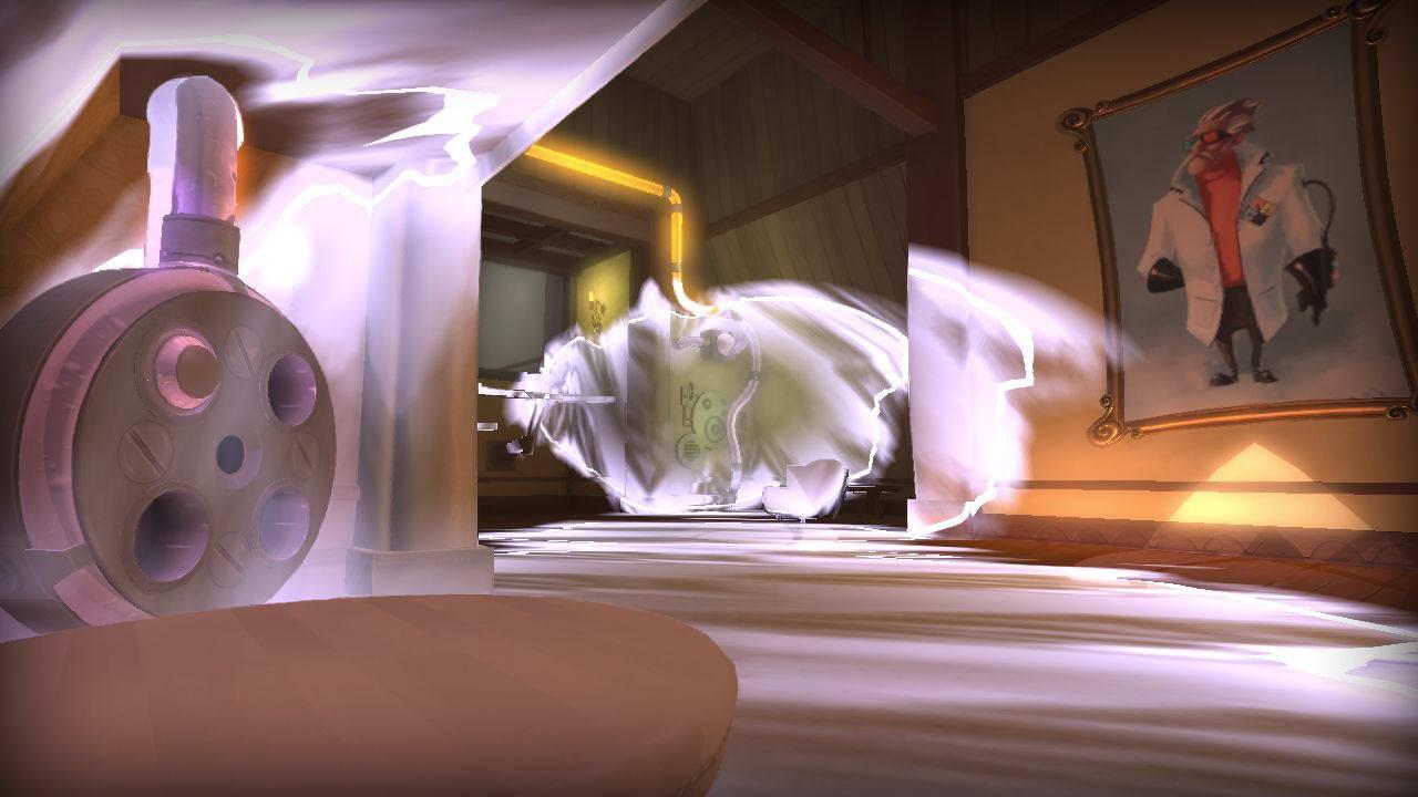Скриншот Quantum Conundrum