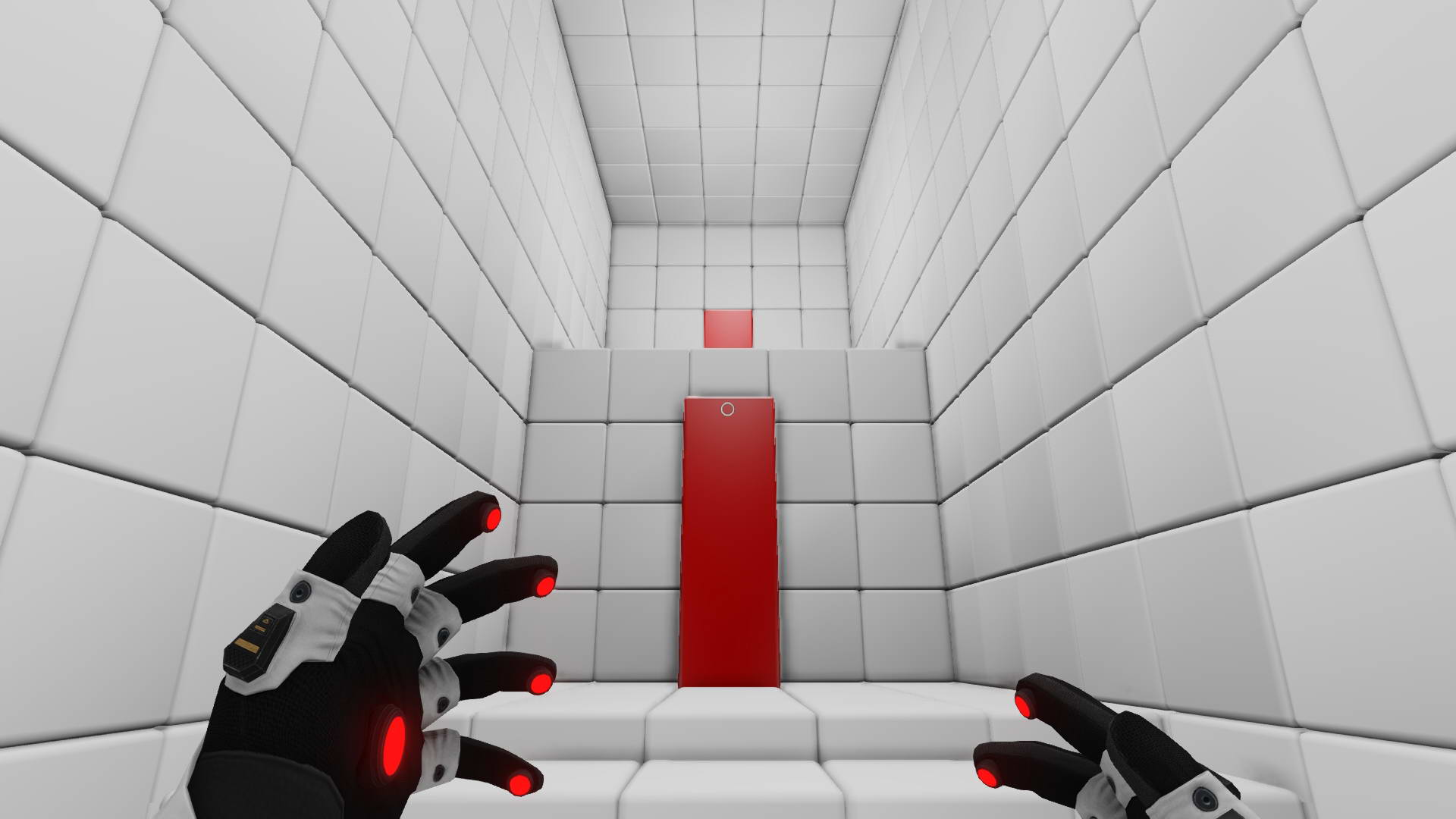 Скриншот Q.U.B.E.