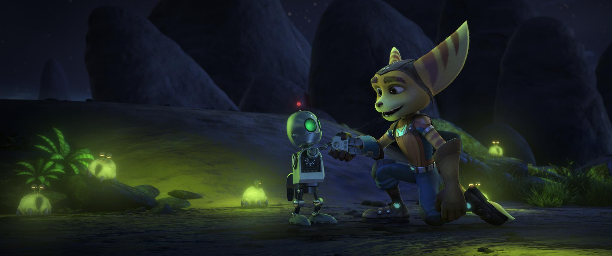 Скриншот Ratchet and Clank