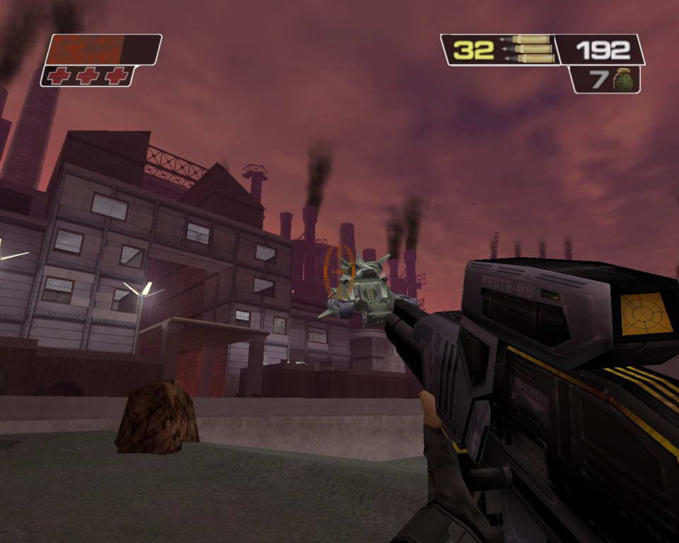 Скриншот Red Faction II