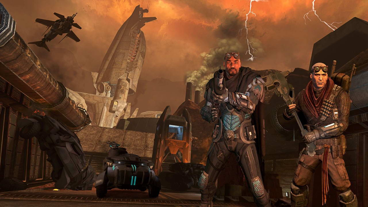 Скриншот Red Faction: Armageddon
