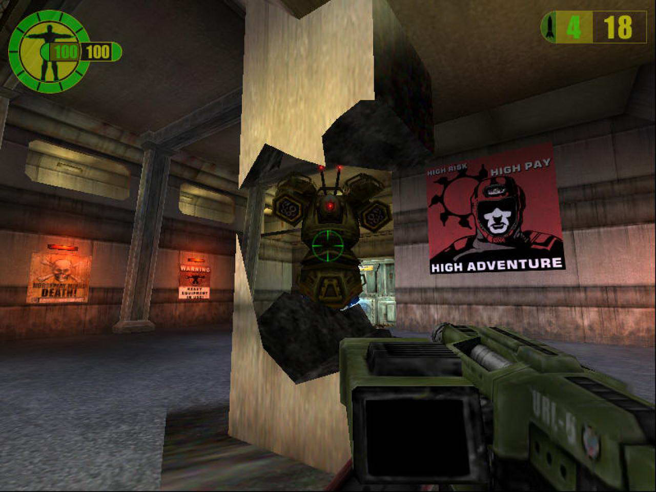 Скриншот Red Faction